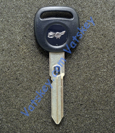 10-cut 50th Anniversary Vats Key Blank