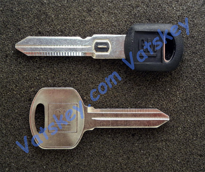 Vats Key And B85 Secondary Key